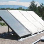 Overheating of Solar Geysers