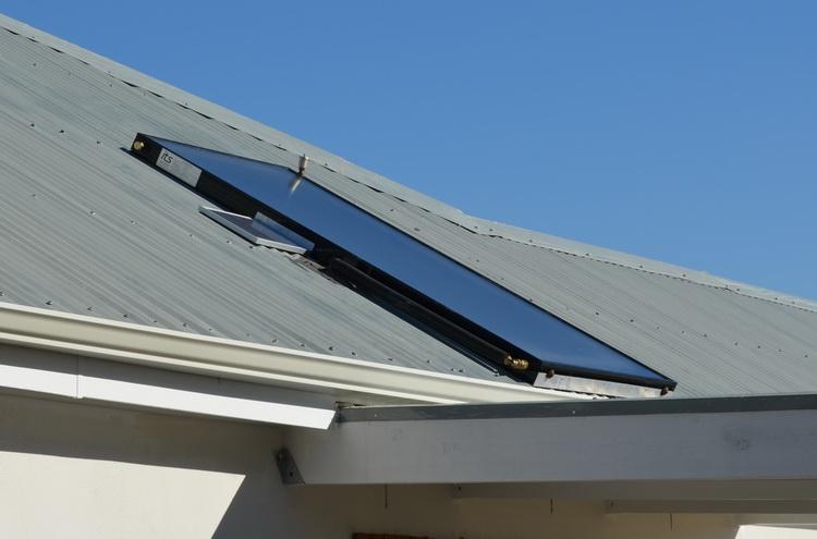 Solar Geyser Flat Plate Collector